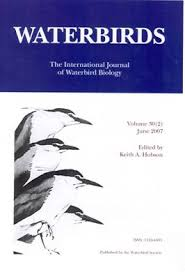 Waterbirds Journal Cover